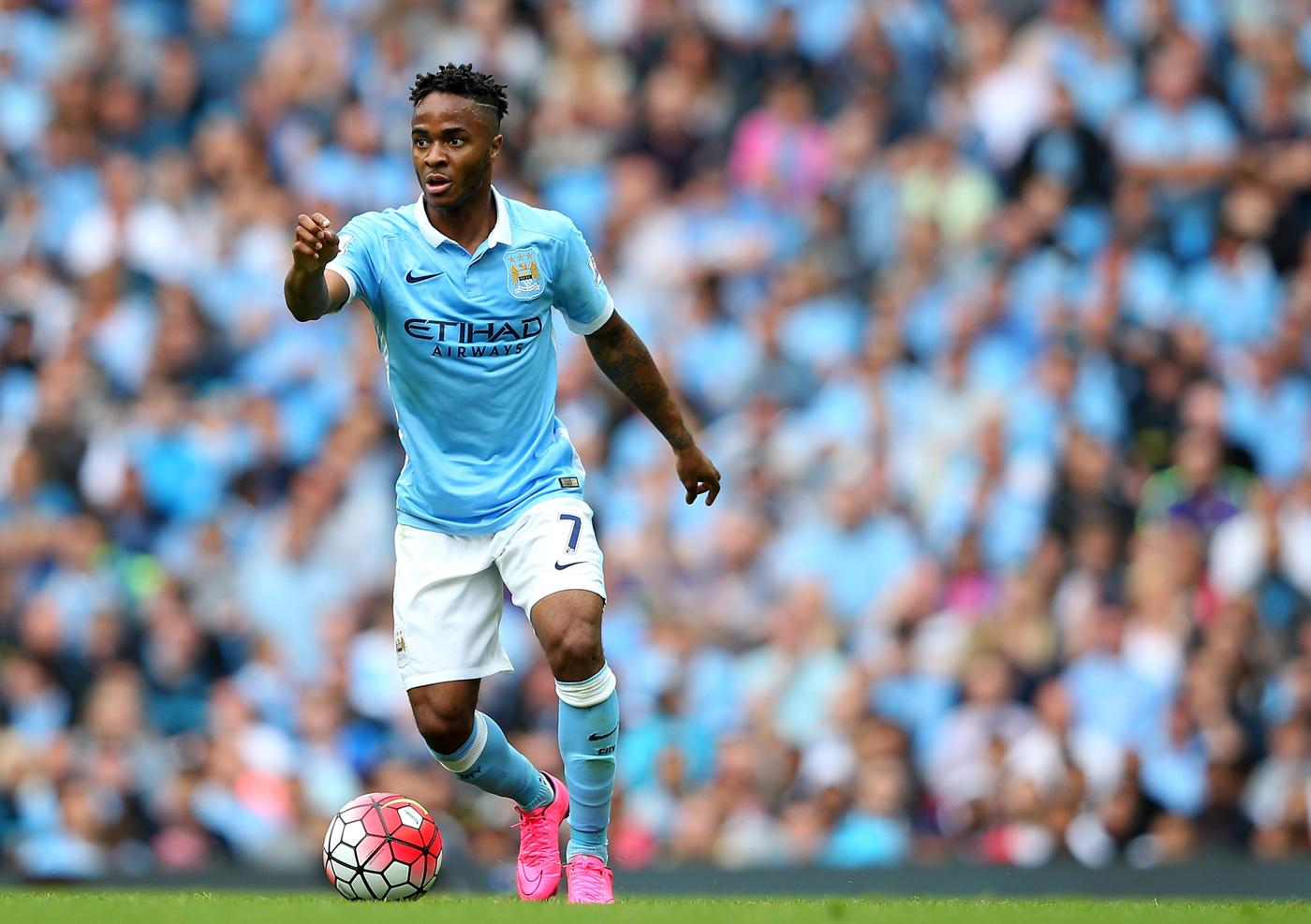 Mercato Man City : Sterling prolonge