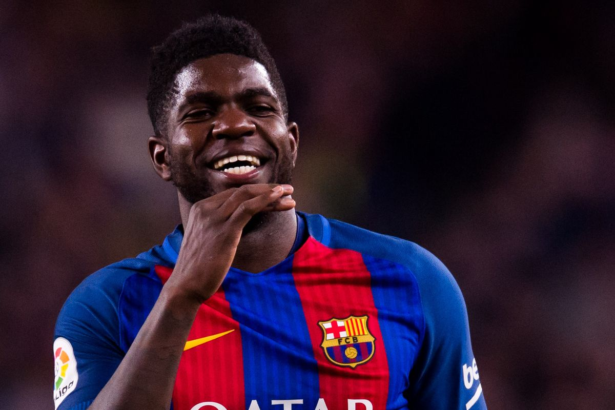 Mercato Frenchies : une annonce forte concernant Umtiti