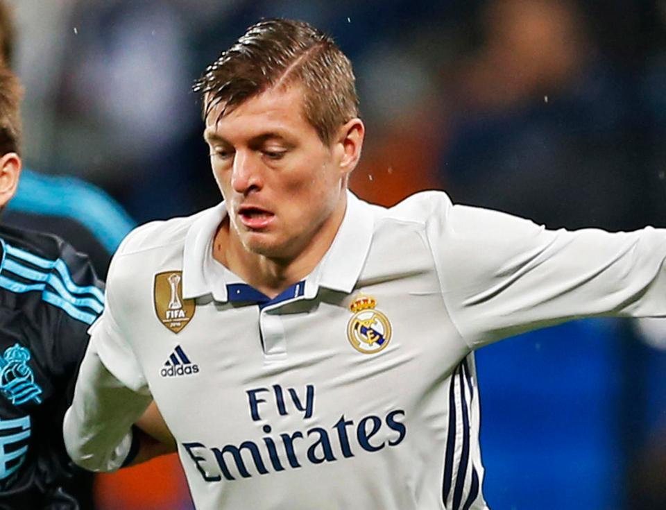 Mercato – Man Utd : Kroos pourrait remplacer Pogba ?