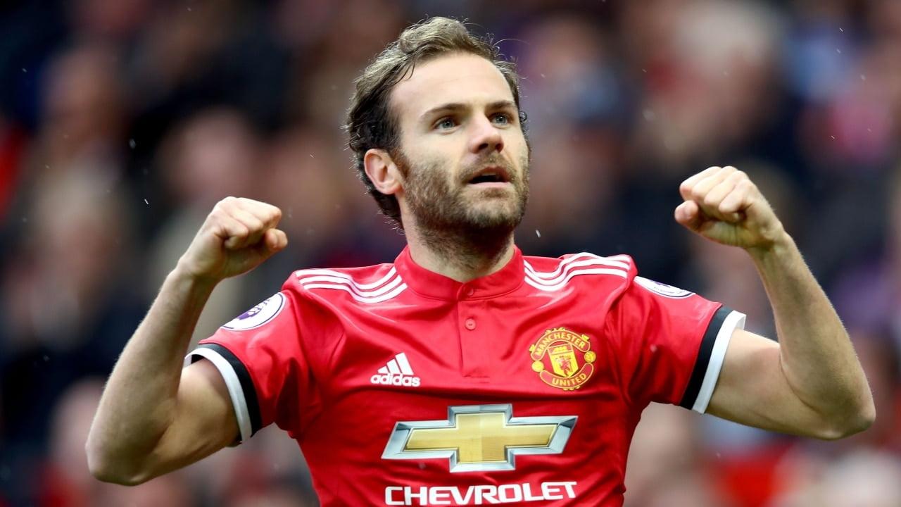 Mercato Man Utd : Mata se rapproche d'une prolongation