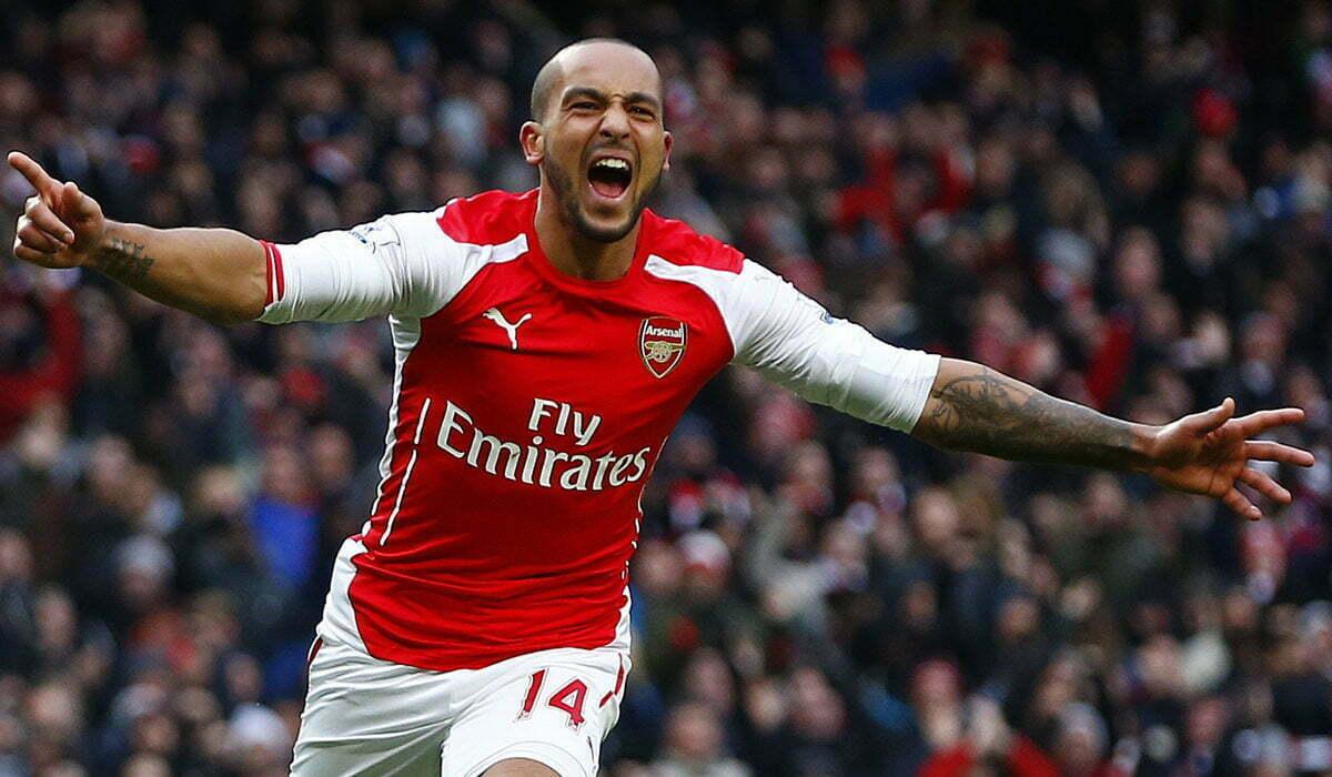 Mercato – Arsenal : Walcott vers l'Italie ?