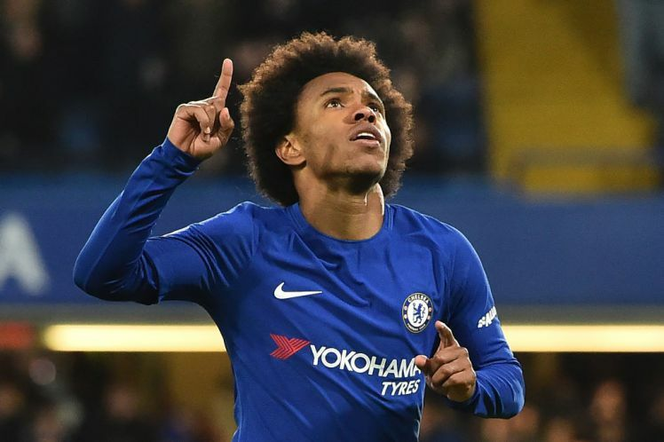 Mercato – Man Utd : Mourinho veut Willian contre Martial