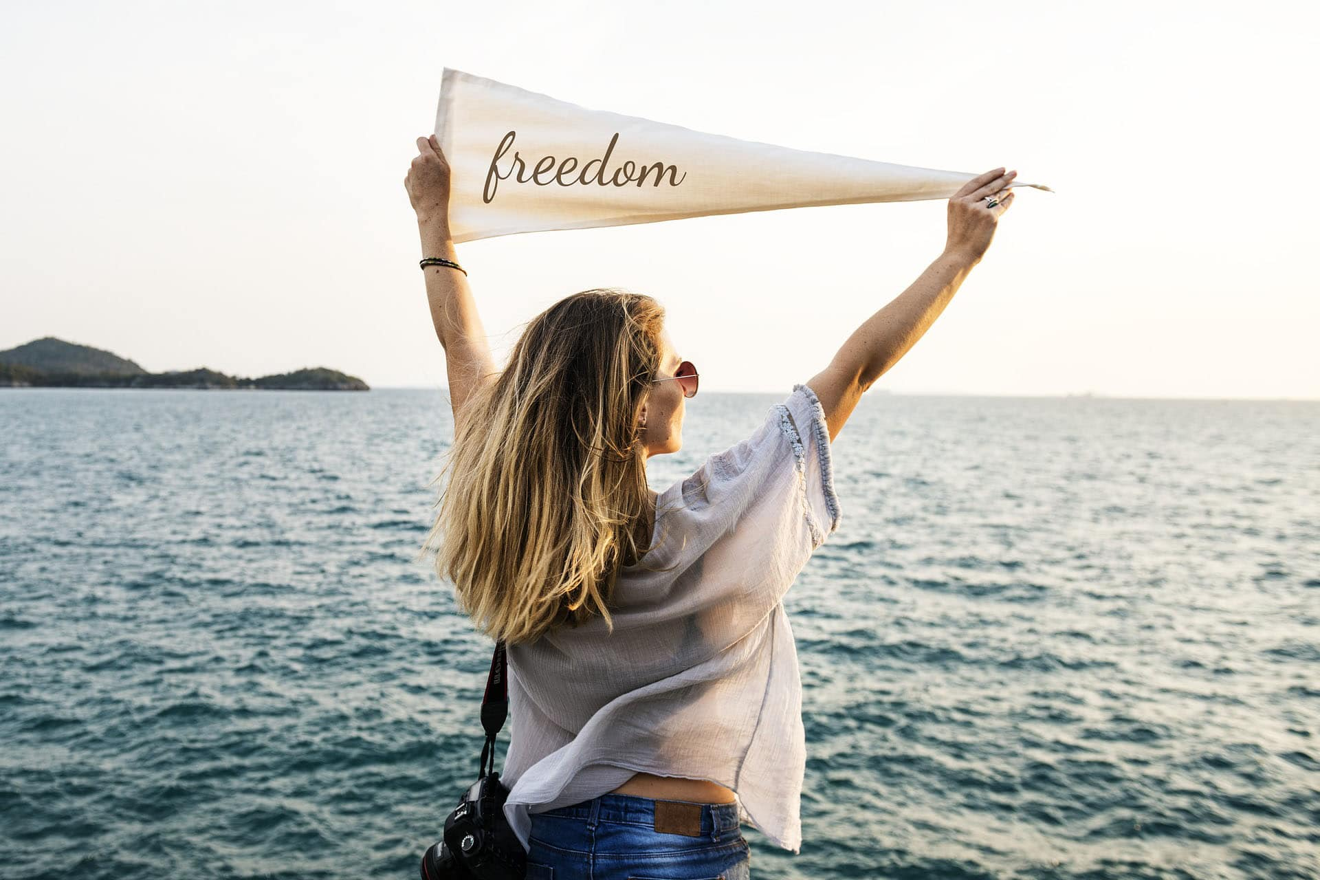 Enjoy freedom before the age of 30