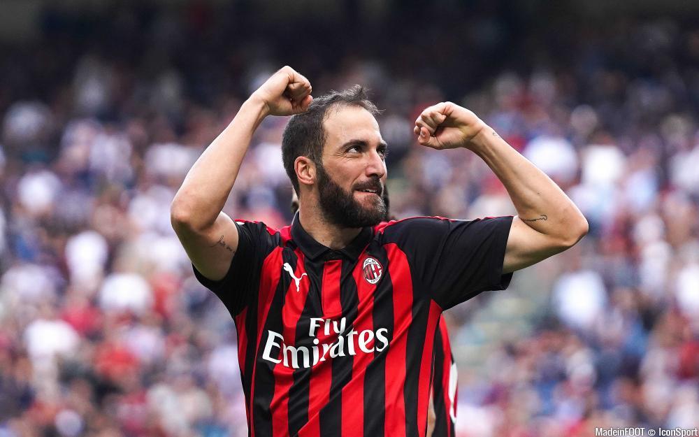 Mercato Premier League : Higuain à Chelsea ce mardi ?
