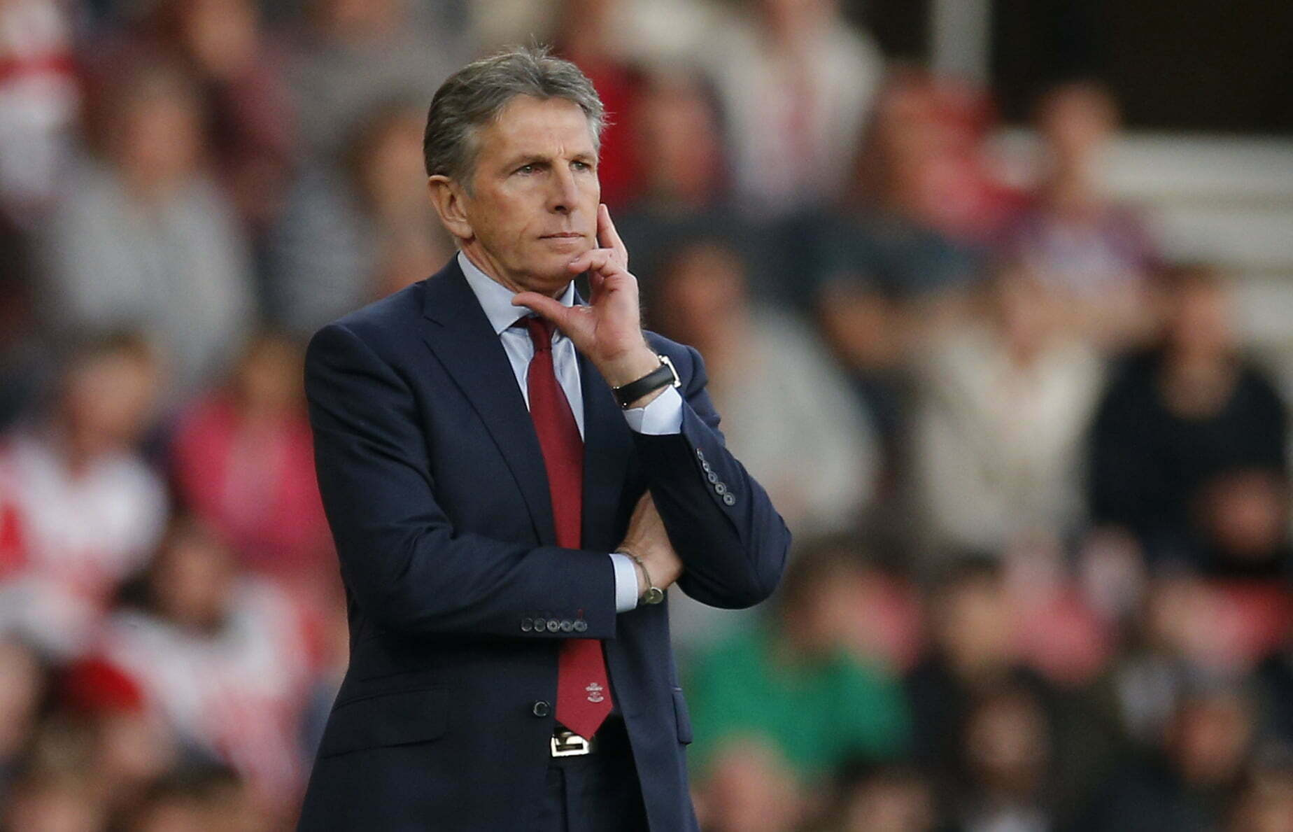 Mercato Leicester : Puel rend hommage à Rodgers et tacle Vardy