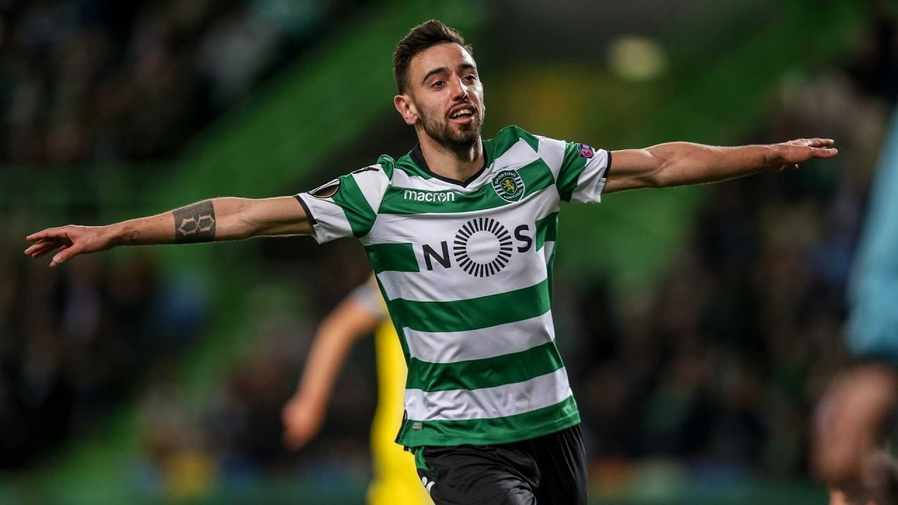 Mercato Man City : Bruno Fernandes convoité