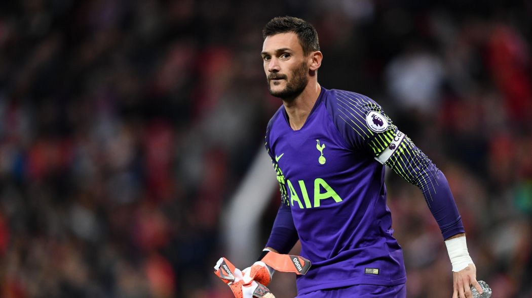 Tottenham : Lloris satisfait de sa performance