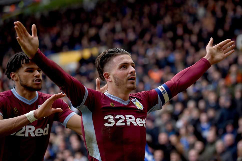 Mercato Premier League : Grealish dans le viseur du Barça et du Real ?