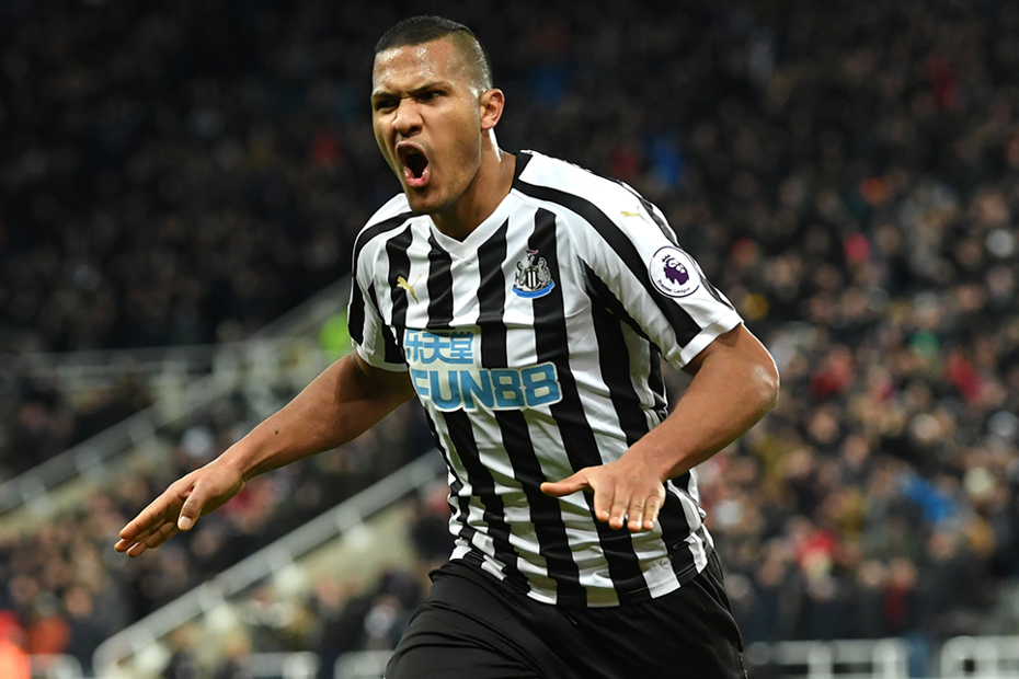 Mercato Premier League : Rondon (Newcastle) convoité par Galatasaray