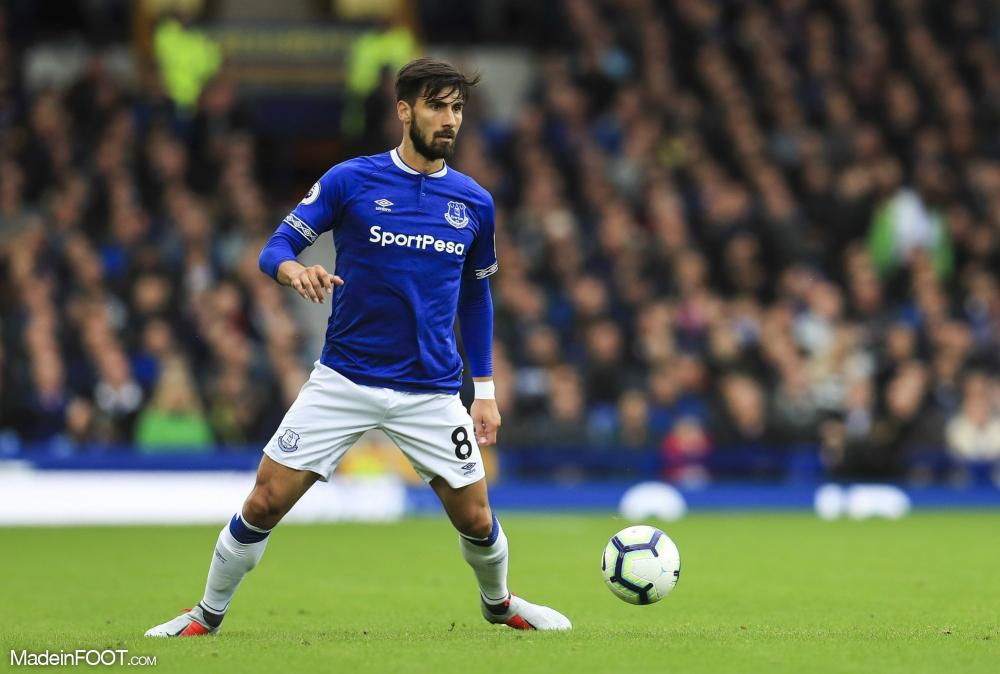 Mercato Arsenal : les Gunners foncent sur Andre Gomes