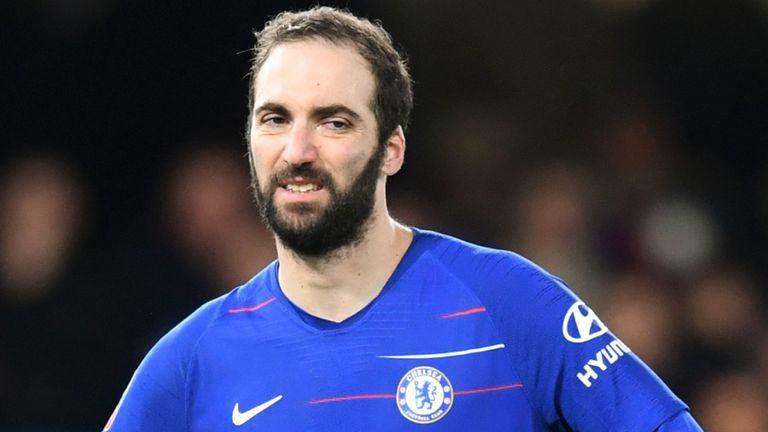 Mercato Chelsea : la déclaration forte de Higuain concernant Hazard