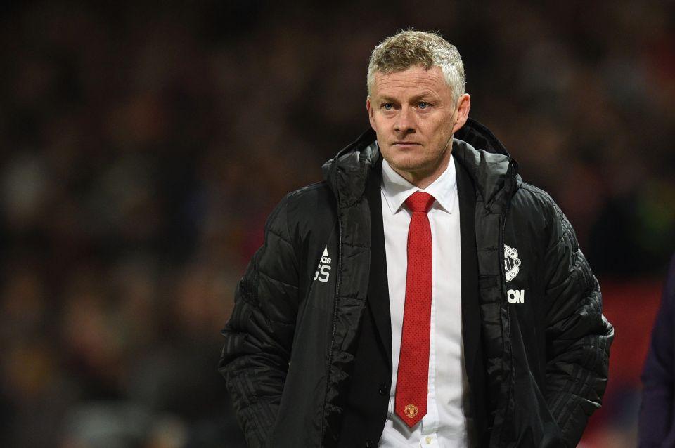 Manchester United : le mea-culpa de Solskjaer