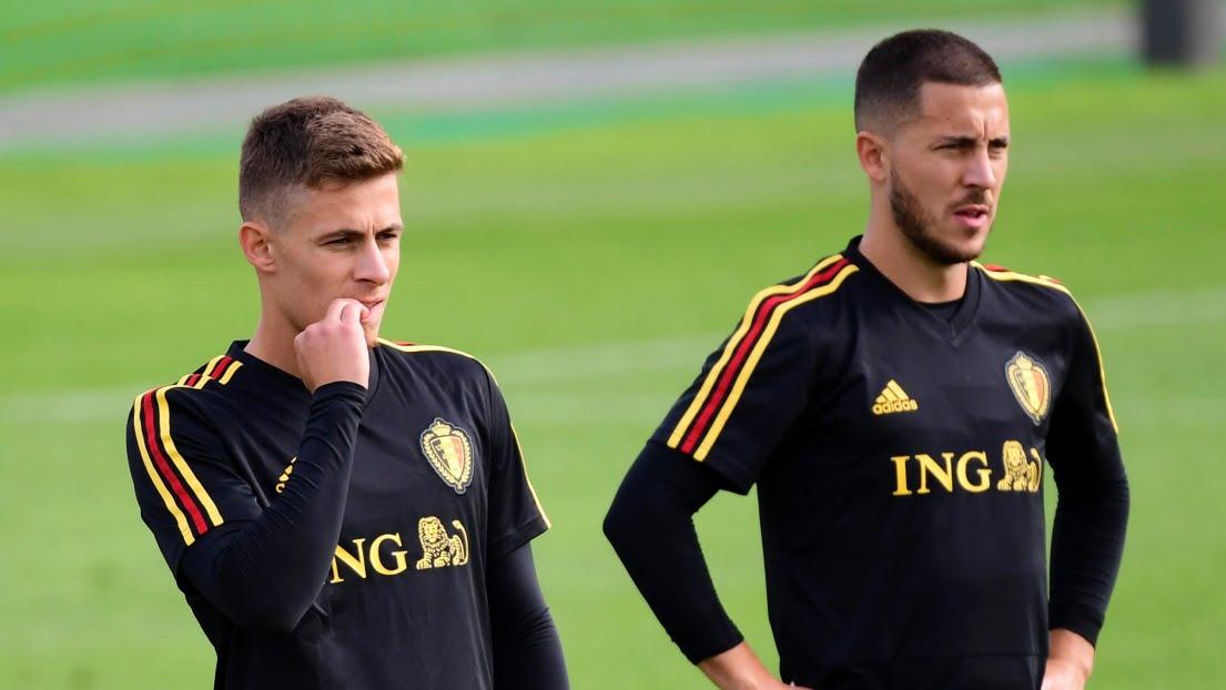 Mercato Arsenal : Hazard toujours convoité