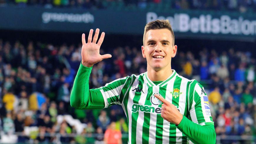 Mercato Tottenham : Lo Celso de retour en Andalousie ?