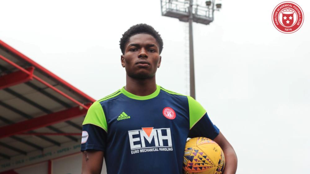 Mercato Ecosse : un jeune d'Everton arrive en prêt à Hamilton