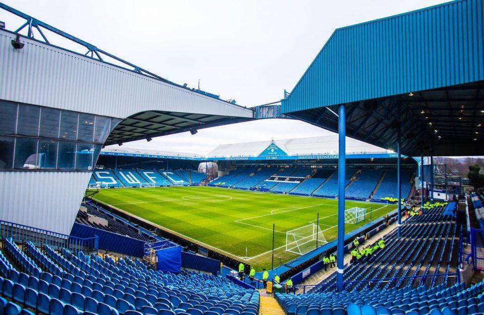 Stade d'Hillsborough
