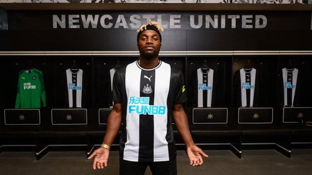 Mercato Newcastle : Saint-Maximin va enflammer St-James Park selon Bruce