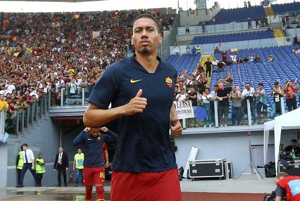 Mercato Manchester United : la Roma veut négocier pour Smalling