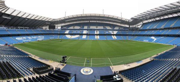 Etihad Stadium, le stade de Manchester City