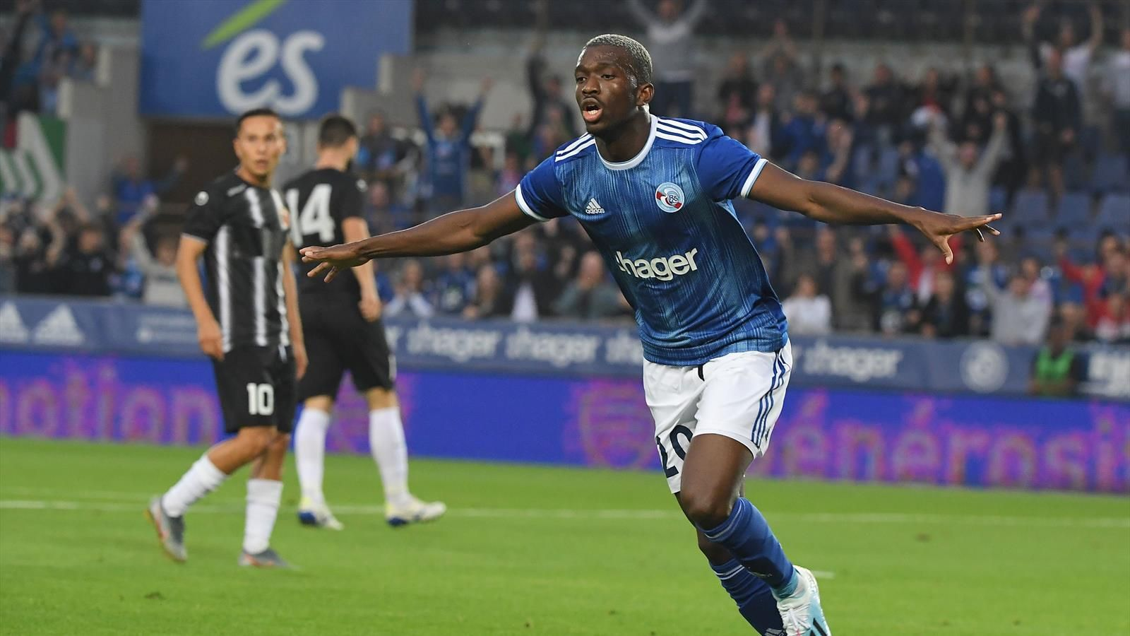 Mercato Newcastle : I. Sissoko (Strasbourg) relancé en janvier ?