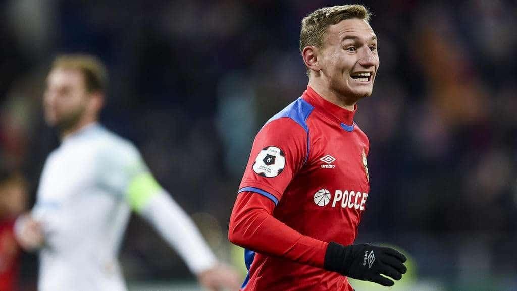 Mercato Chelsea : un attaquant du CSKA Moscou convoité
