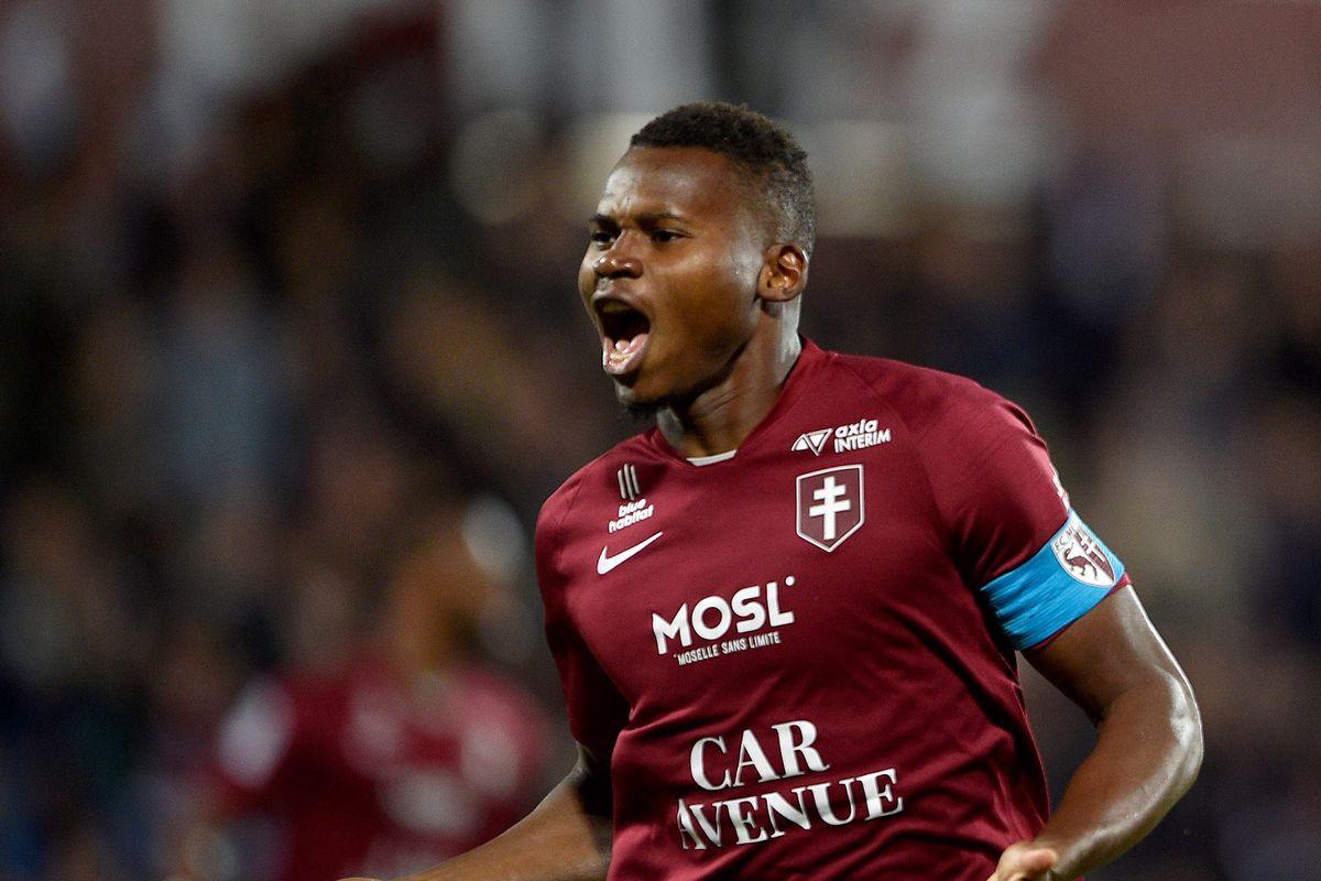 Mercato Tottenham : Un attaquant de Metz en approche