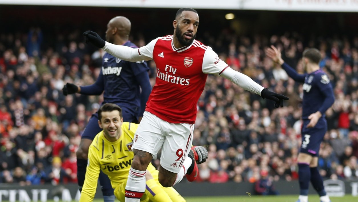 Mercato Arsenal : Lacazette relancé par l'Atletico Madrid ?