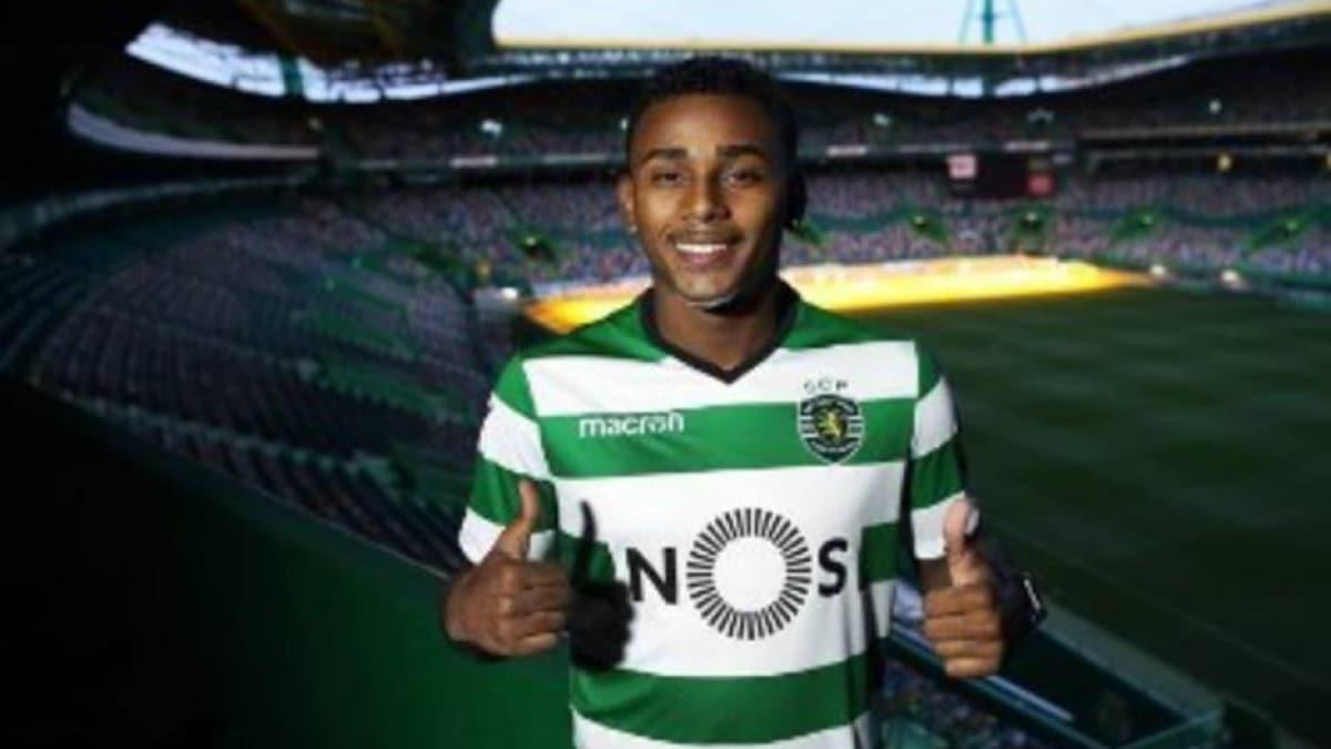 Wendel, joueur du Sporting Portugal