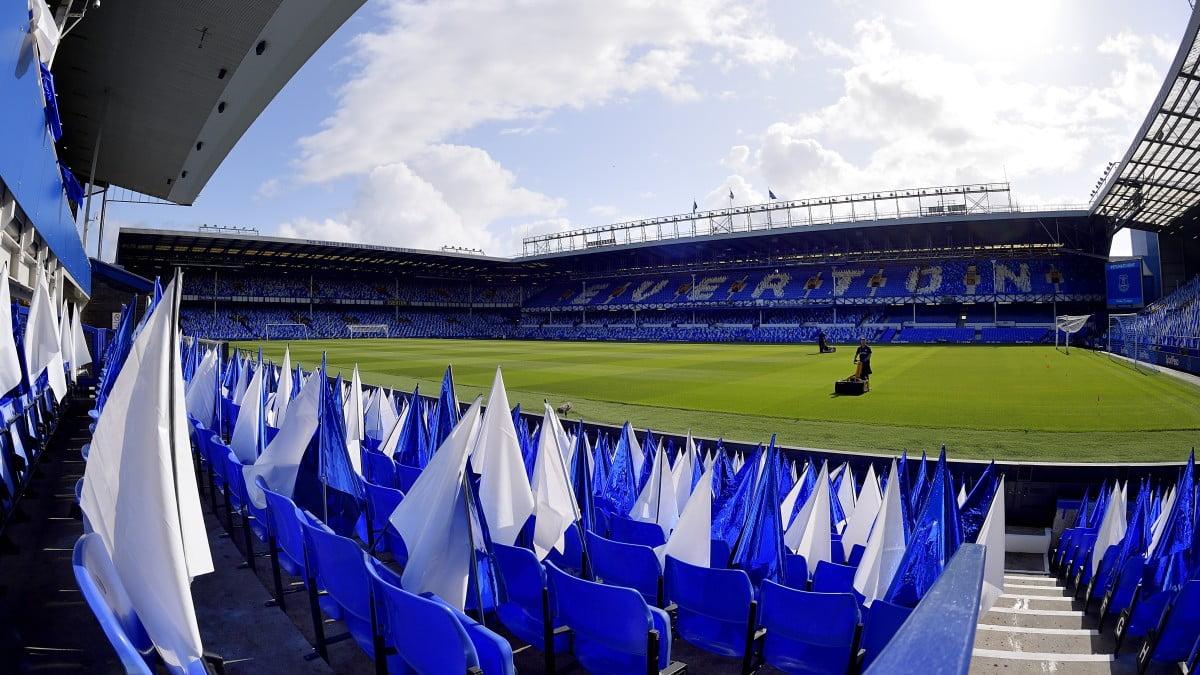 Goodison Park, le stade du Everton FC