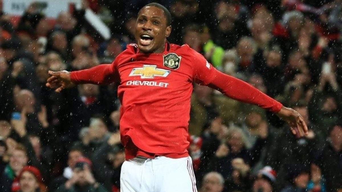 Odion Ighalo prolonge son prêt à Manchester United