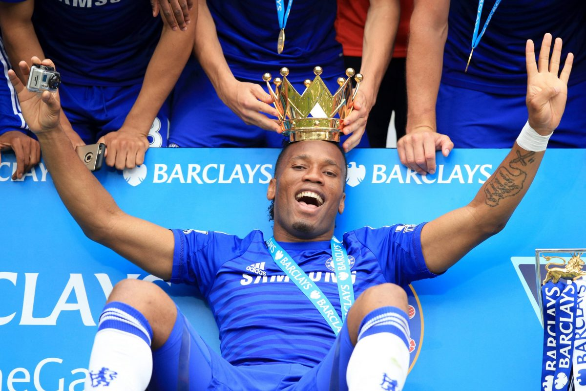 Didier Drogba Chelsea FC