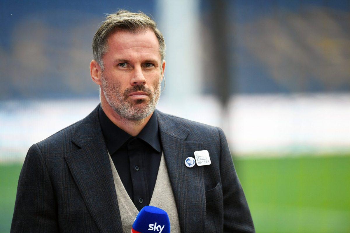 Jamie Carragher ex-Liverpool