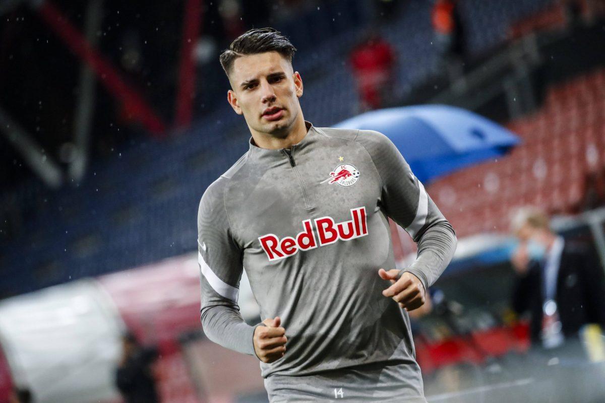 Dominik Szoboszlai RB Salzbourg