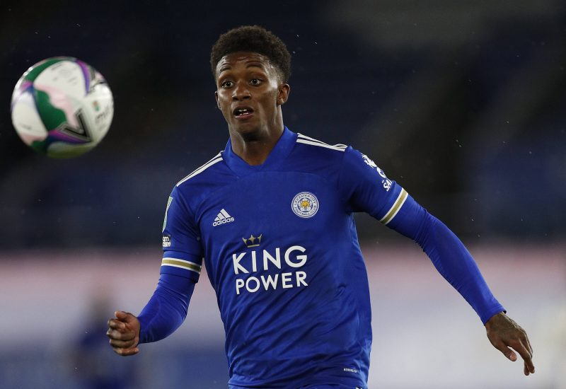 Demarai Gray Leicester City