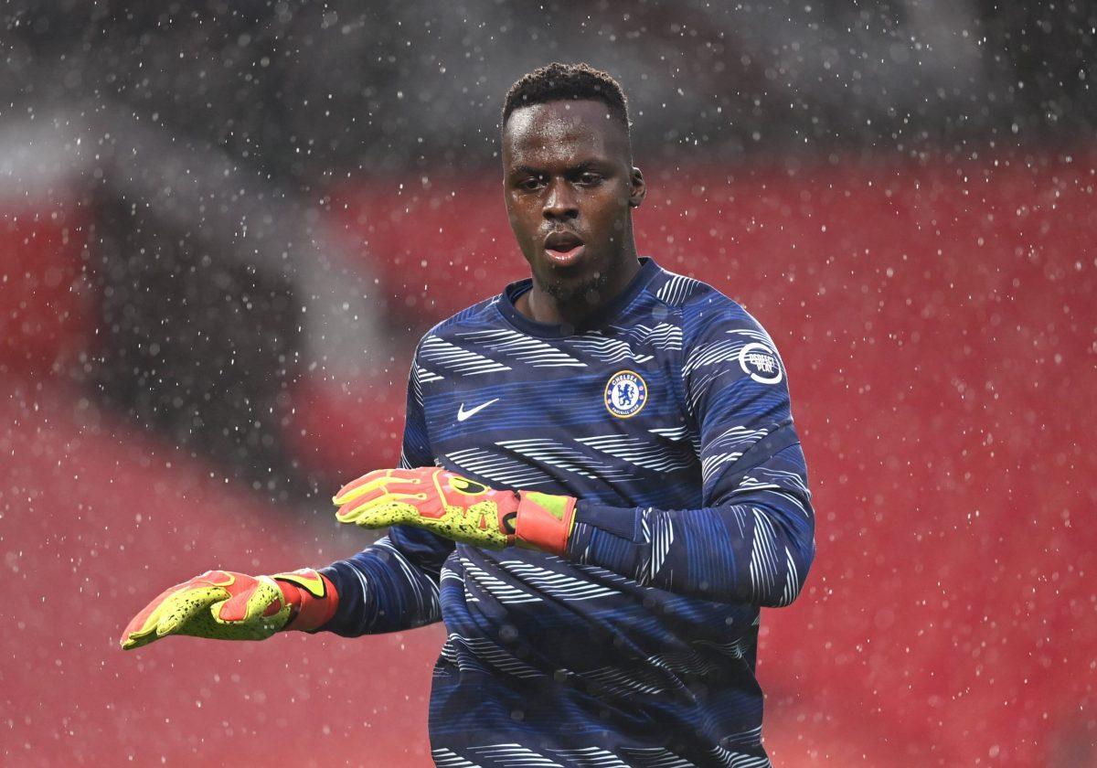 Edouard Mendy Chelsea
