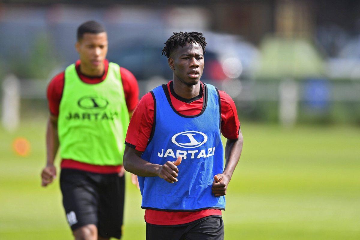 Issa Kabore signe à Troyes en Ligue 1
