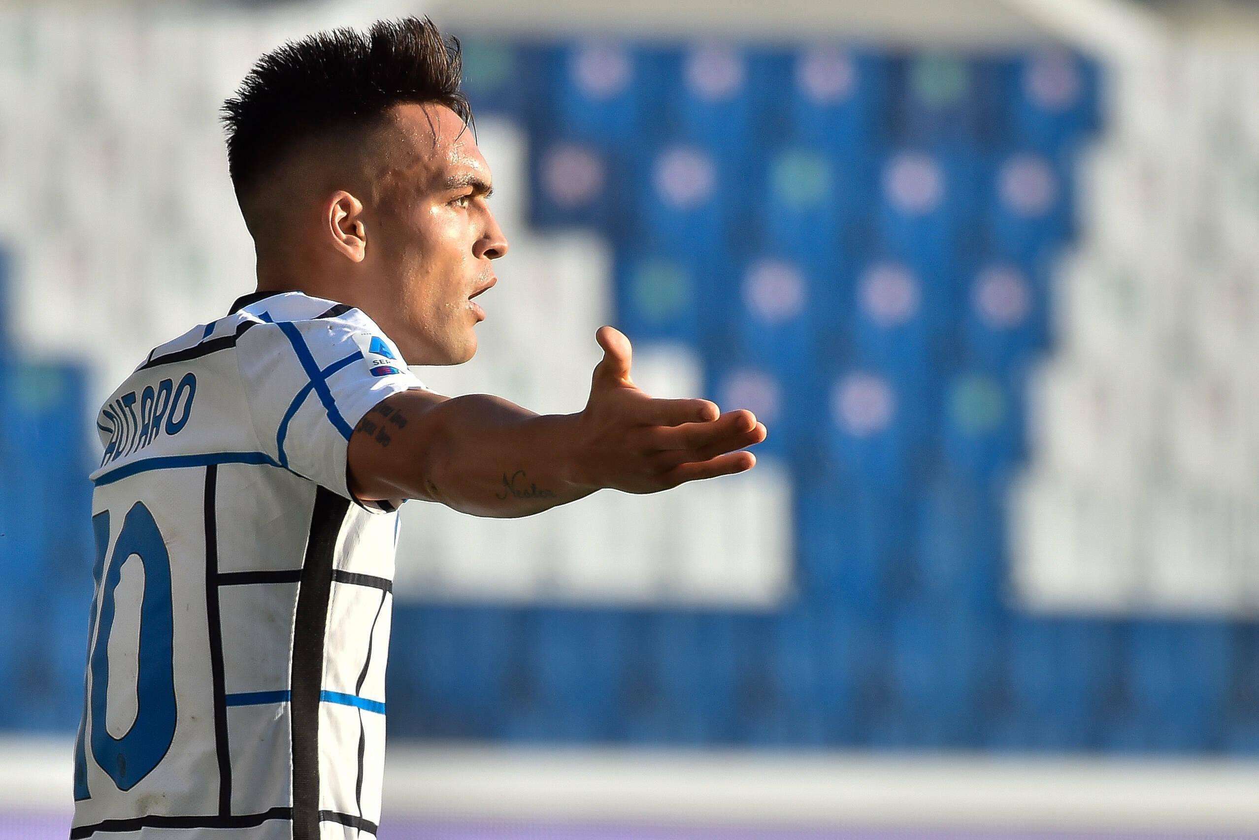 Lautaro Martinez Inter Milan