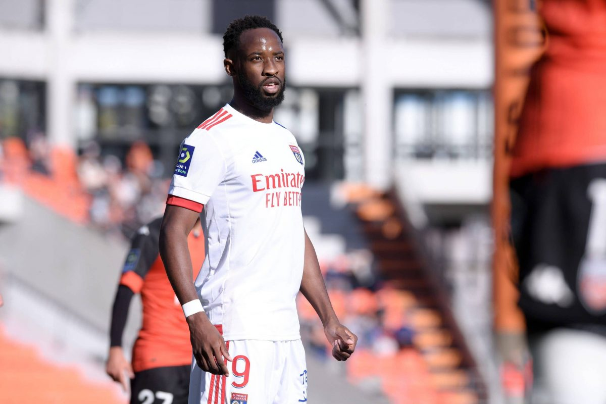 Moussa Dembélé Olympique Lyonnais