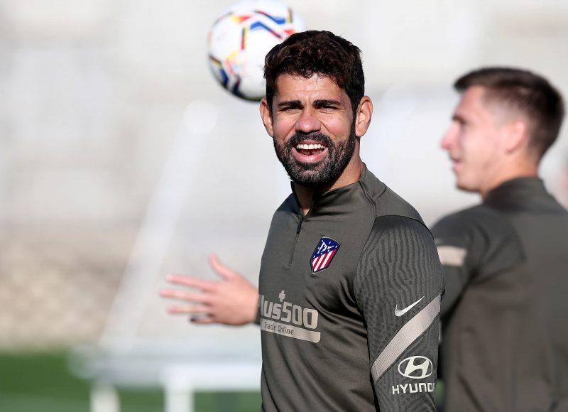 Diego Costa, ancien attaquant Atletico Madrid