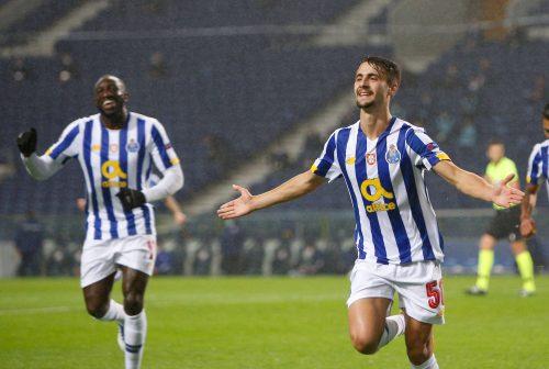 Fabio Vieira, le milieu de terrain du FC Porto