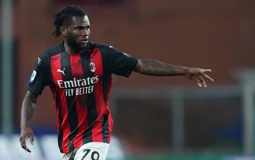 Franck Kessie Milan AC