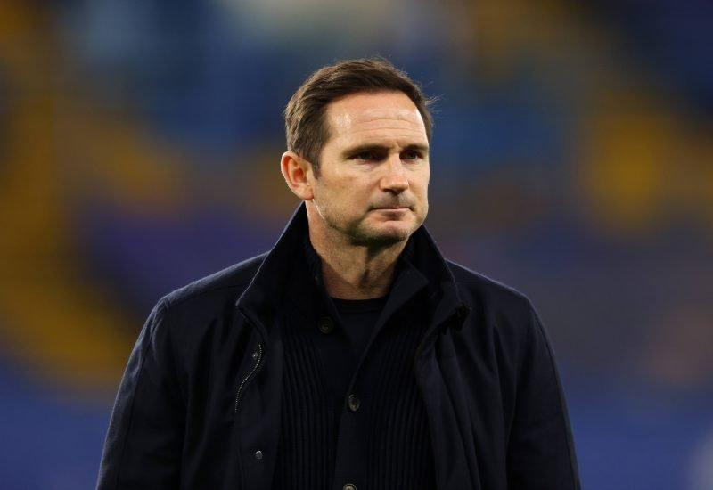 Frank Lampard, manager de Chelsea
