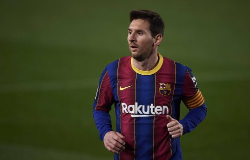 Lionel Messi vers Manchester City ?