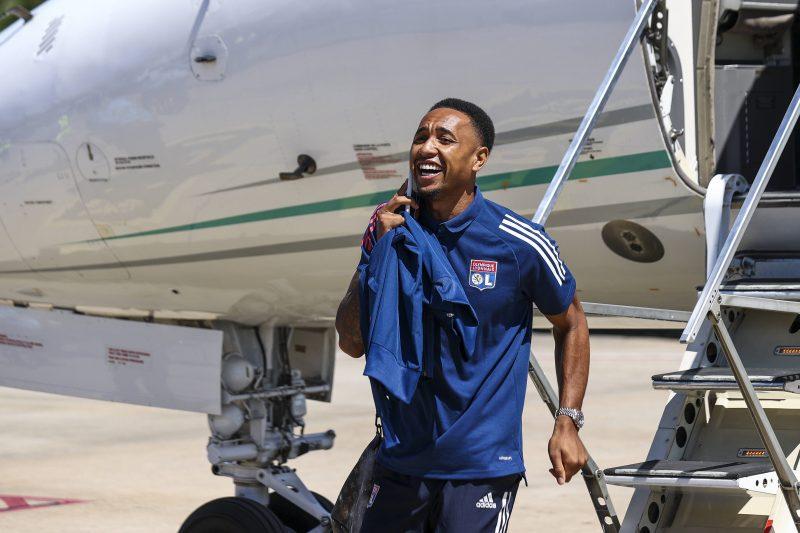 Marcelo, le défenseur de l'Olympique Lyonnais