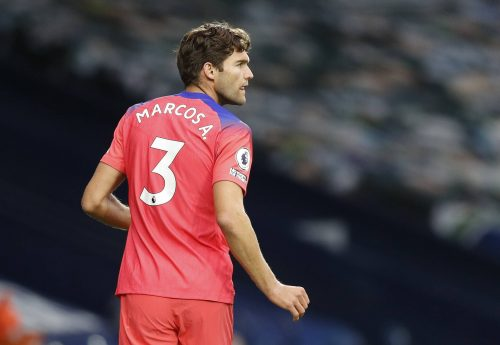 Marcos Alonso, le défenseur de Chelsea