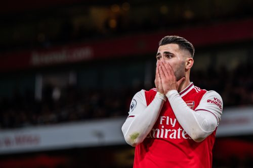 Sead Kolasinac, défenseur d'Arsenal