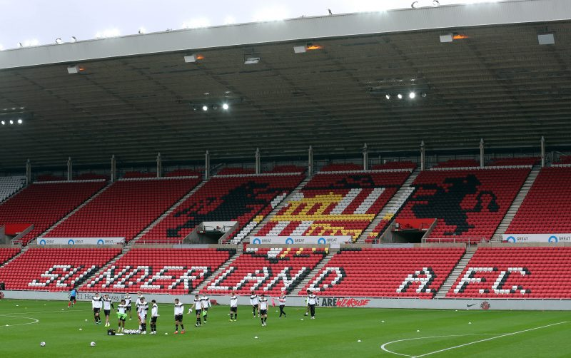 Stadium of Light à Sunderland