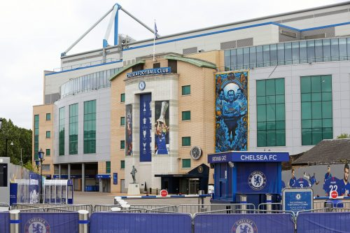 Stamford Bridge Chelsea Stadium