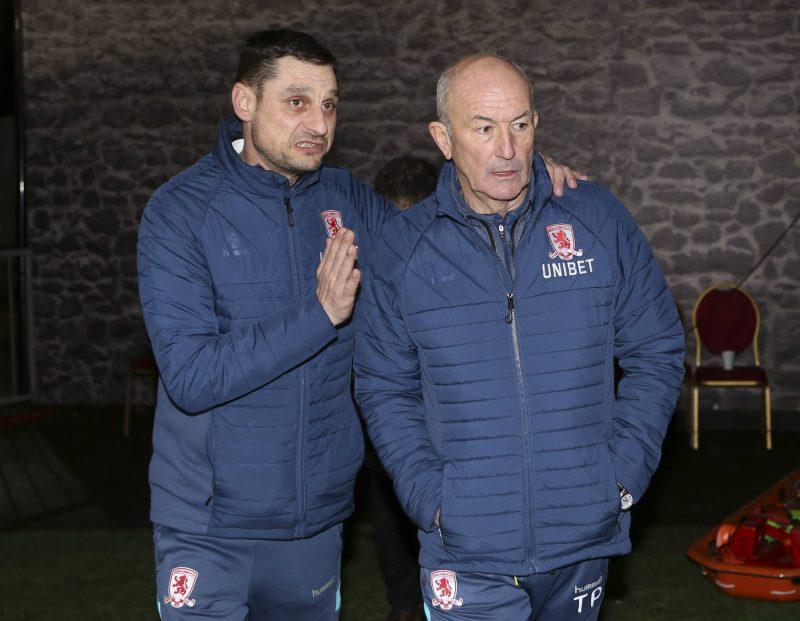 Tony Pullis, manager de Sheffield Wedneday