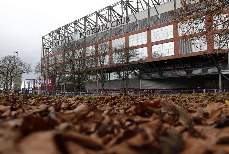 Villa Park, le stade d'Aston Villa